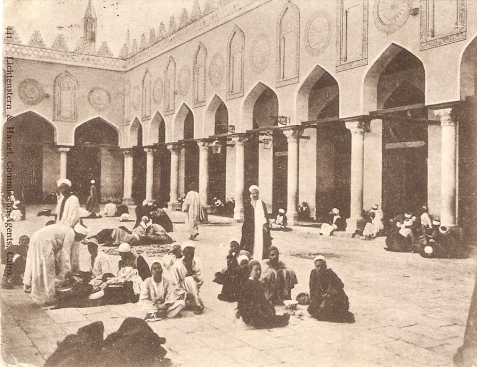 Course de la Mosquée El-Azhar