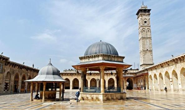 Το τέμενος Umayyad