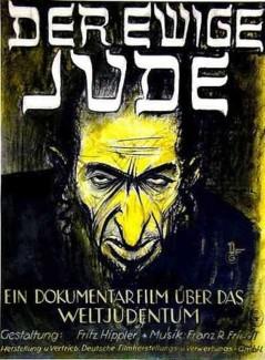 Dew Ewige Jude - Αφίσα της ταινίας «Ο Αιώνιος Εβραίος»